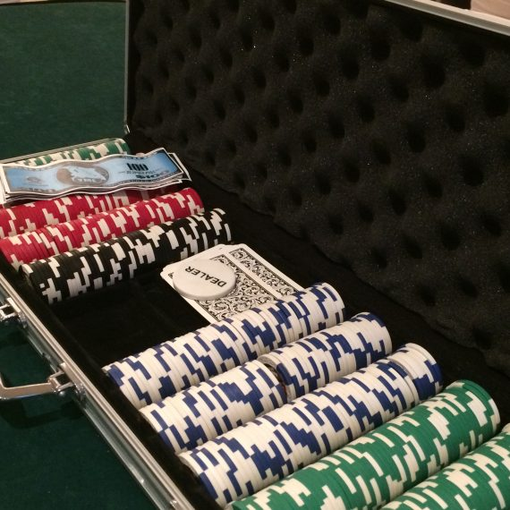 Poker Night at the Hero World Challenge